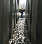 Holocaust Memorial in Berlin, 2006.